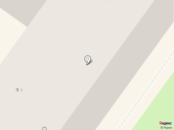 Почтовое отделение №11 на карте Брянска