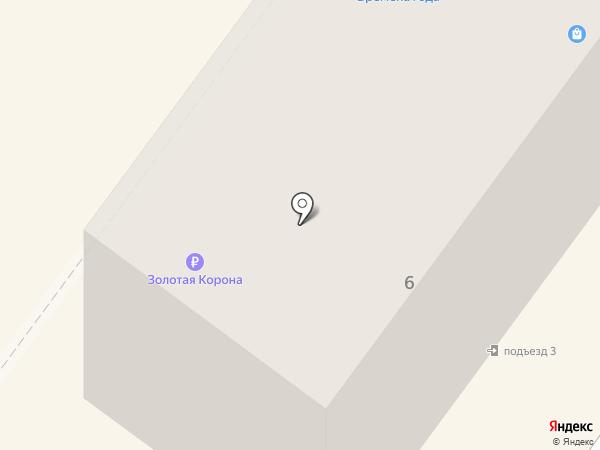 МегаФон на карте Брянска