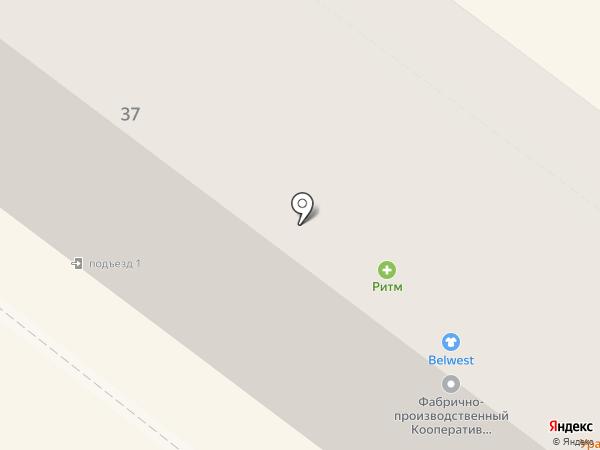 Чайная лавка на карте Брянска