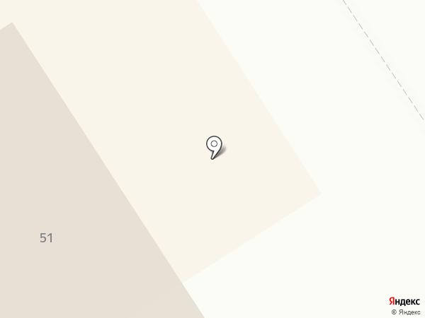 Следственный изолятор №1, ФКУ на карте Петрозаводска