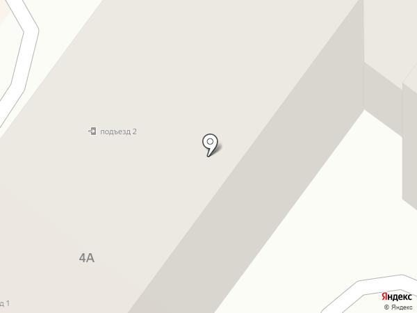 ДЭНАС-центр на карте Брянска