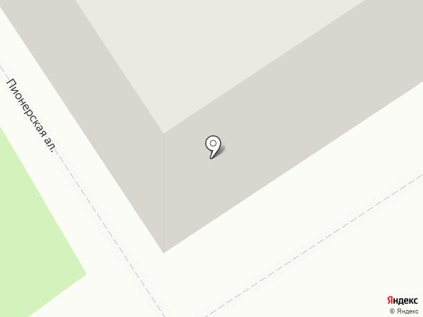 LAF24 на карте Петрозаводска