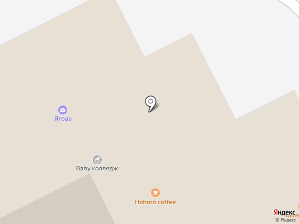 Геокадастрсервис на карте Брянска