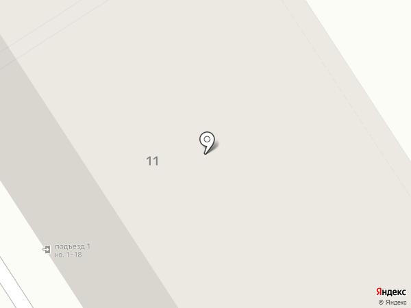 Веломан на карте Петрозаводска