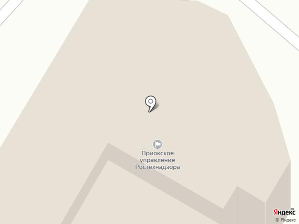 ЛИК на карте Брянска