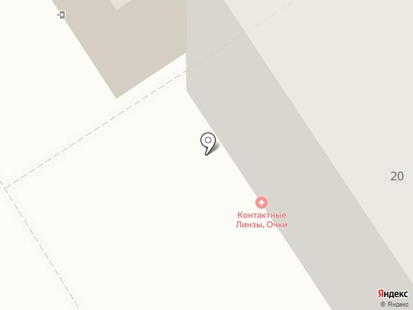 Юнион Финанс, КПК на карте Петрозаводска