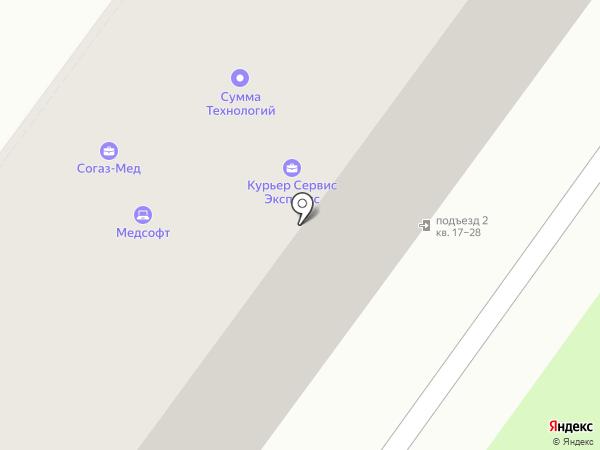 ПринтЛаб на карте Брянска
