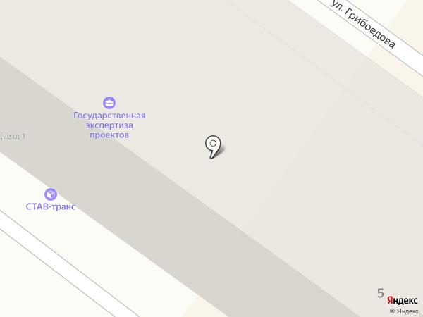 Ваш Дом на карте Брянска