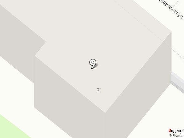 Брянский центр по гидрометеорологии и мониторингу окружающей среды на карте Брянска
