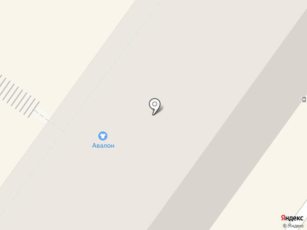 Салон-магазин головных уборов на карте Брянска