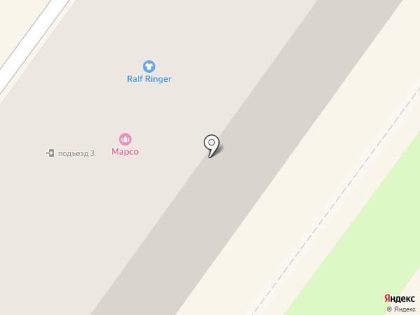Ralf на карте Брянска