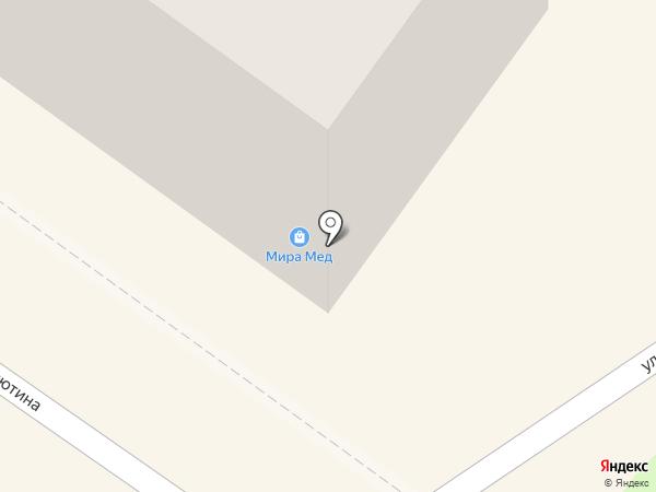 Vещь на карте Брянска