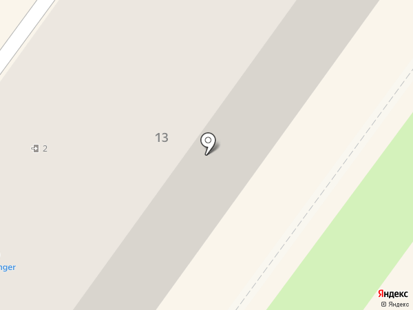 Derksen на карте Брянска