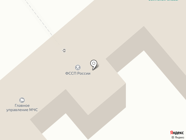 Системы Безопасности-Сервис на карте Брянска