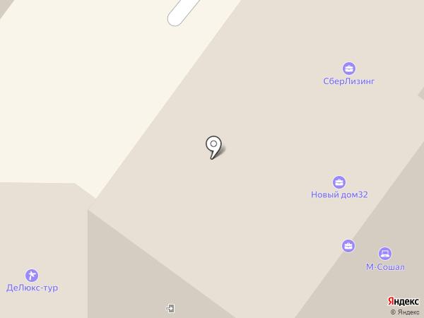 1С:БухОбслуживание.Брянск на карте Брянска