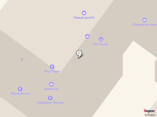 АРГО на карте Брянска