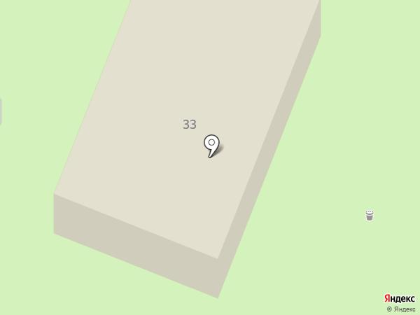 Парк-музей им. А.К. Толстого на карте Брянска