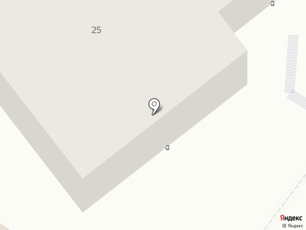 Берлога на карте Брянска
