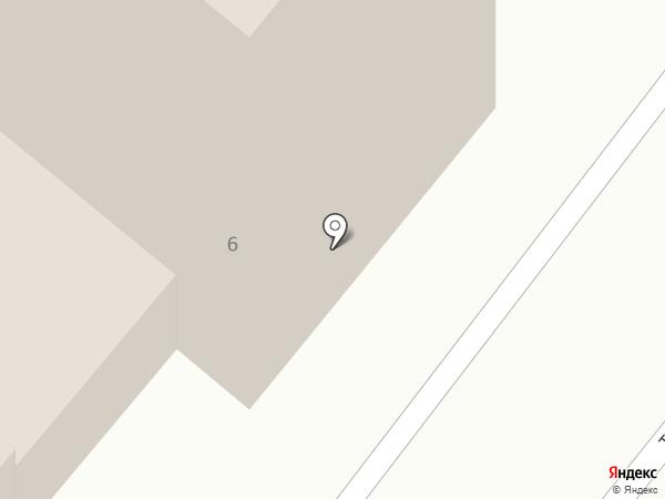 Арбитражный суд Брянской области на карте Брянска