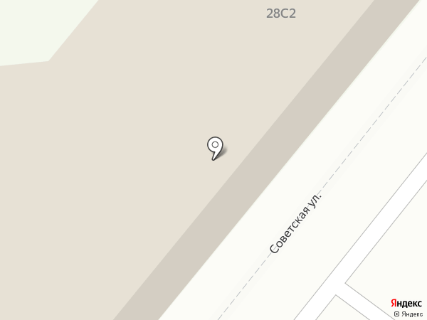 Динамо на карте Брянска