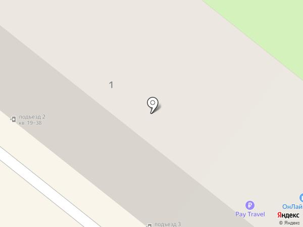 Русалка-тур на карте Брянска