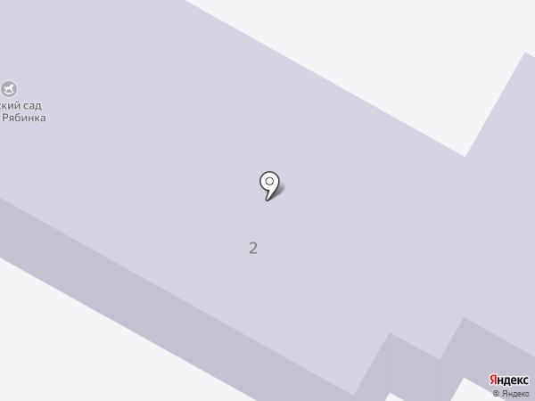 Детский сад №74 на карте Брянска