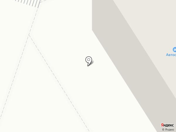 Почтовое отделение №30 на карте Петрозаводска