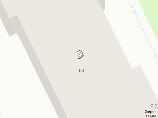 Диплом32 на карте Брянска