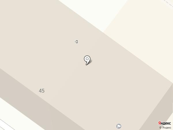 Советский районный суд на карте Брянска
