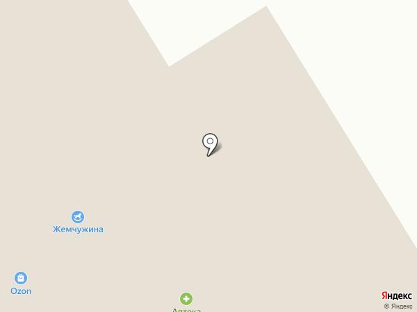 Радуга+ на карте Петрозаводска