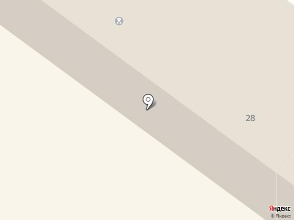 Скорая компьютерная помощь на карте Брянска