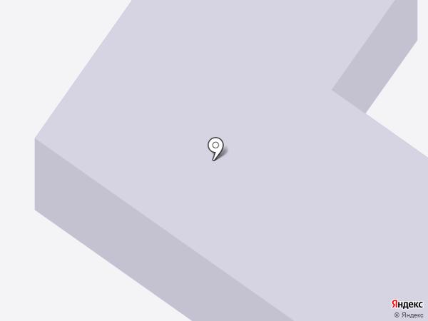 Средняя общеобразовательная школа №4 с углубленным изучением отдельных предметов на карте Брянска