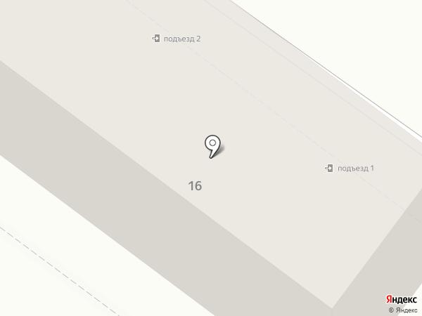 Мясная лавка на карте Брянска