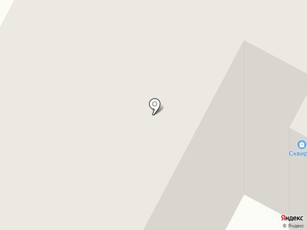 Электроник на карте Брянска