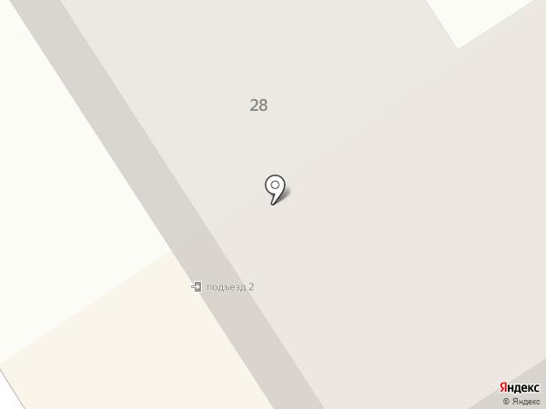 Адвокатский кабинет Басманова Ю.Б. на карте Петрозаводска
