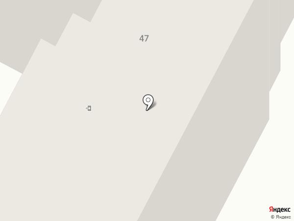 Новые Двери на карте Брянска