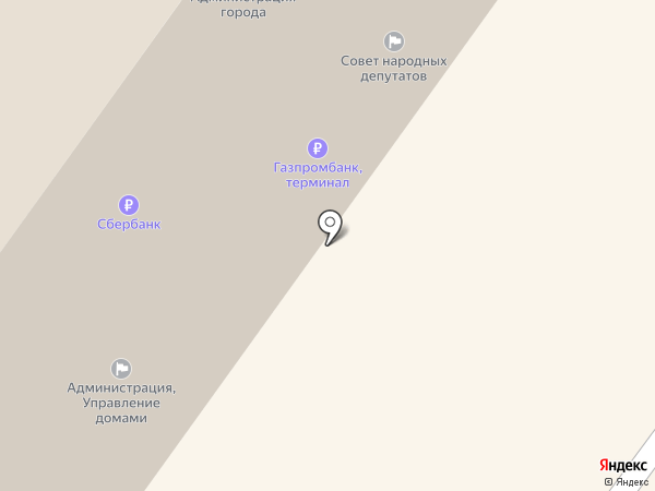 Marzetti на карте Брянска