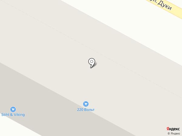 220 Вольт на карте Брянска
