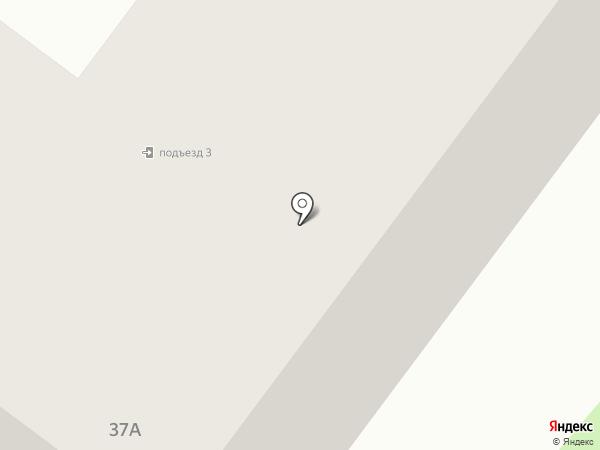 Рай на карте Брянска