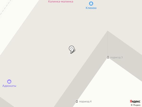 Шелк на карте Брянска