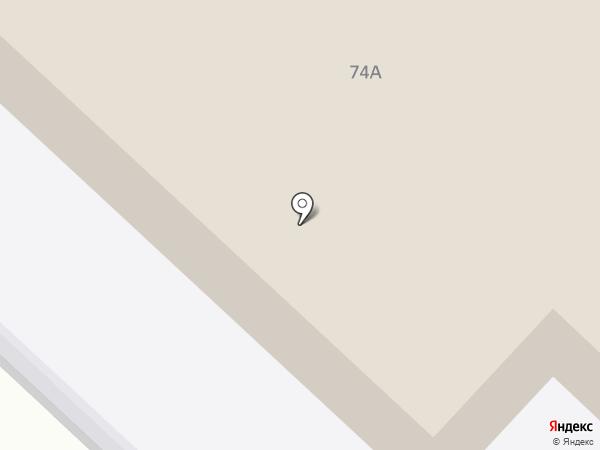 Тренажерный зал на карте Брянска