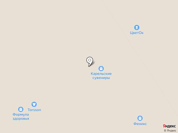 G-SHOCK на карте Петрозаводска