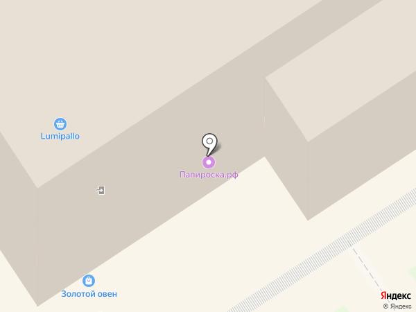 Связной на карте Петрозаводска
