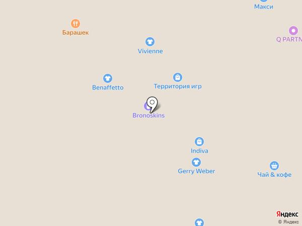 Эврика на карте Петрозаводска
