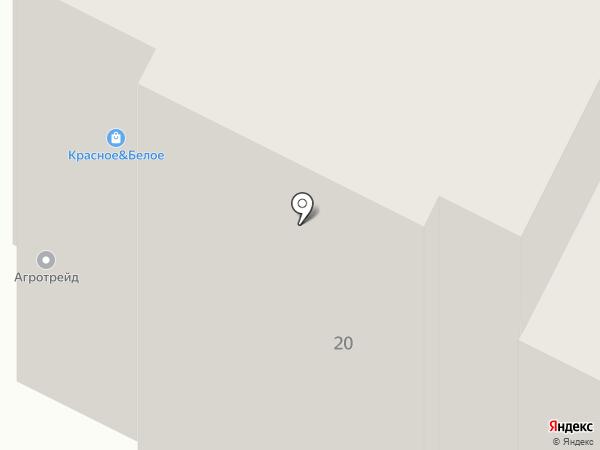 Реестр на карте Брянска
