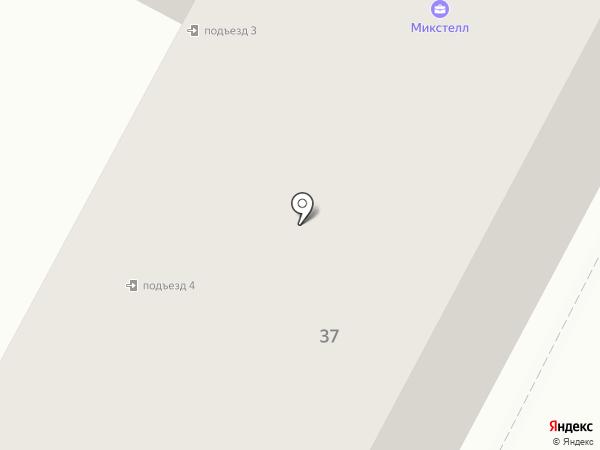 Облик на карте Брянска