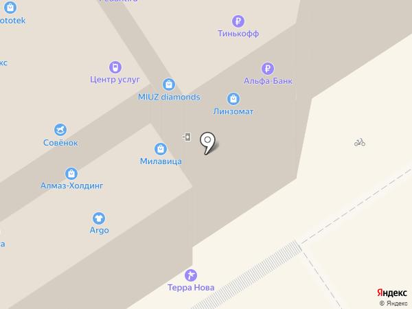Forum на карте Петрозаводска