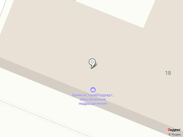 Центр лабораторного анализа и технических измерений по Брянской области, ФБУ на карте Брянска