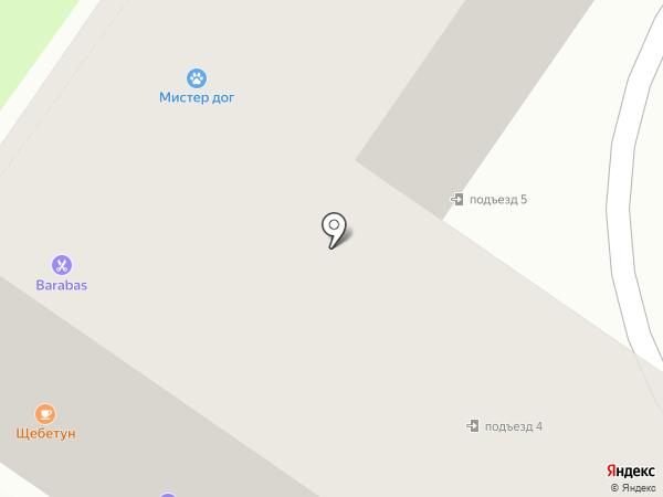 Старый Брянск на карте Брянска