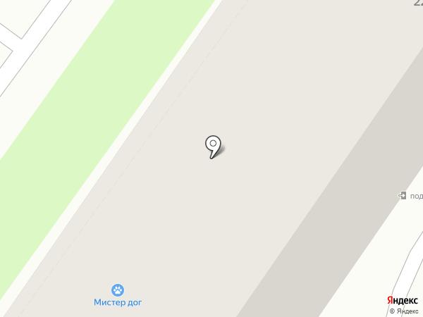 Barabas на карте Брянска